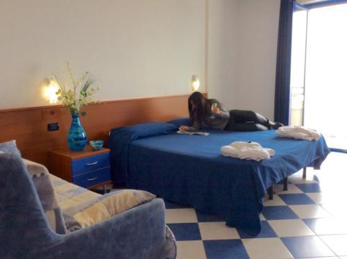 Le camere dell' Hotel San Gaetano