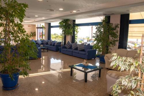L' hotel San gaetano a Grisolia